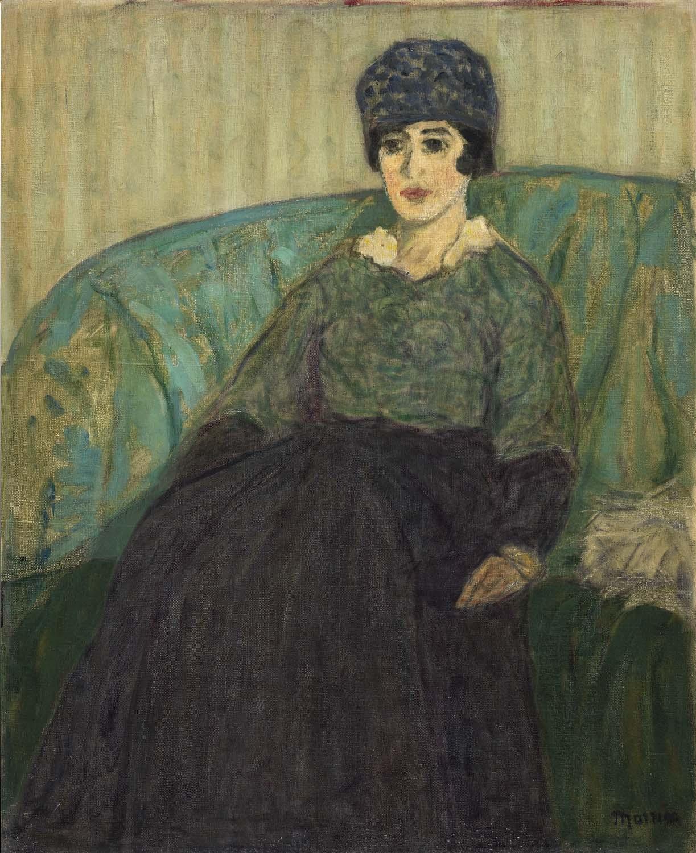 Blanche Baume de J.W. Morrice