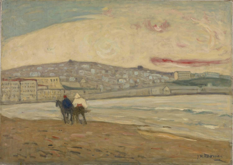 Tanger, de J.W. Morrice
