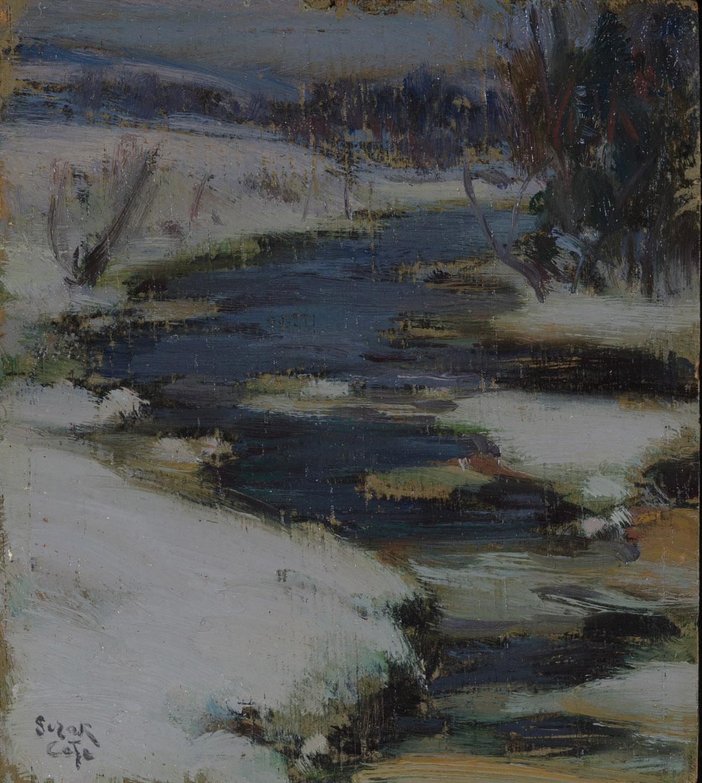 Suzor-Côté, Rivière Gosselin