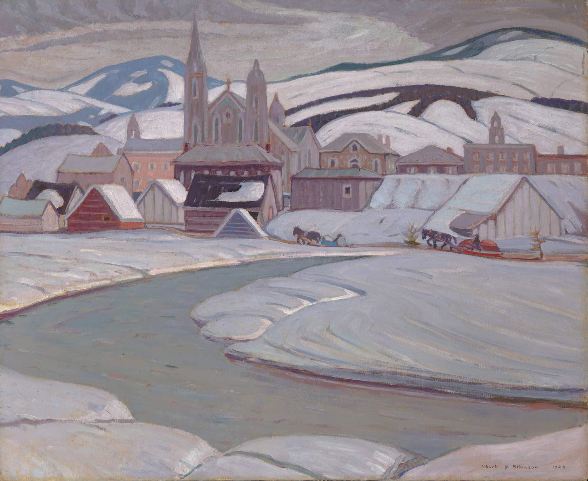 Baie-Saint-Paul de Robinson